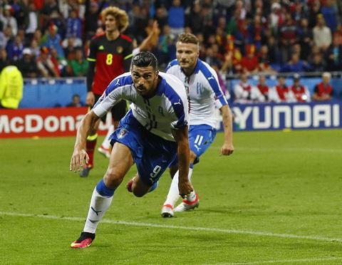 ĐIỂM NHẤN Bỉ 0-2 Italy: Không bao giờ được coi thường Italy. Bỉ chỉ là tập hợp rời rạc các ngôi sao