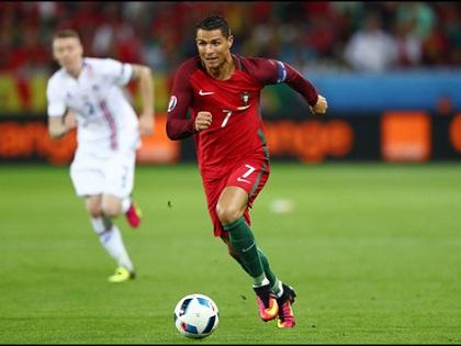 Không ghi bàn, Ronaldo vẫn đi vào lịch sử Bồ Đào Nha
