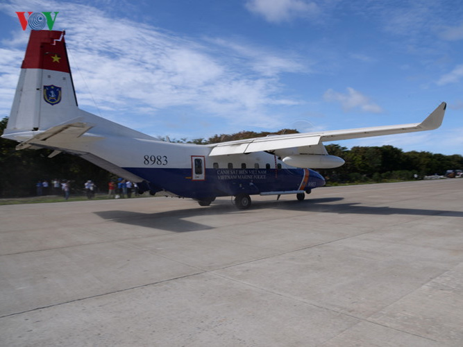 Thông tin mới nhất về việc tìm kiếm máy bay CASA-212 và phi công SU-30MK2 Trần Quang Khải