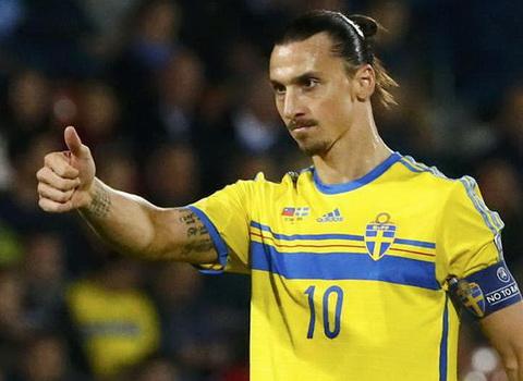 Với Thụy Điển, Ibrahimovic còn hơn một cầu thủ giỏi