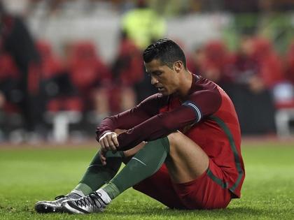 Christiano Ronaldo dằn vặt đến mất ngủ vì đá hỏng penalty