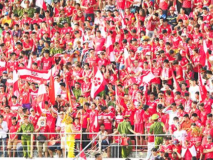 CĐV Hải Phòng lên án pháo sáng ở EURO 2016