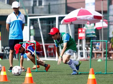 Trại hè bóng đá thiếu niên Toyota: Nơi chắp cánh những khát vọng