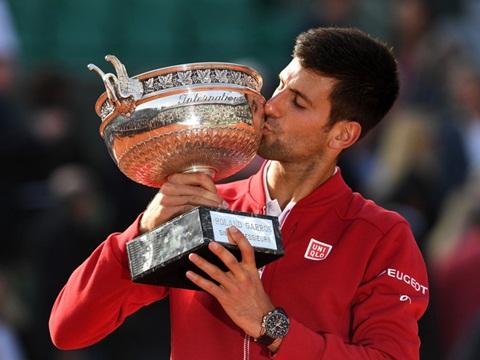Novak Djokovic: 'Thép đã tôi thế đấy'