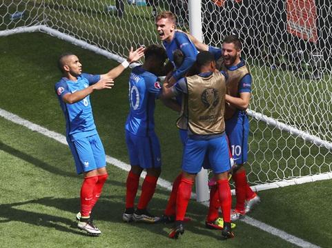 Cược vô địch EURO: Pháp là ứng viên số 1, Italy bị đánh giá thấp hơn... Bỉ - Ảnh 1
