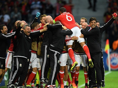 Xứ Wales vào bán kết EURO 2016: Cổ tích bắt đầu từ... bi kịch mang tên Gary Speed