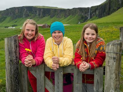 VIDEO: Nở rộ trào lưu đặt tên theo phong cách Iceland