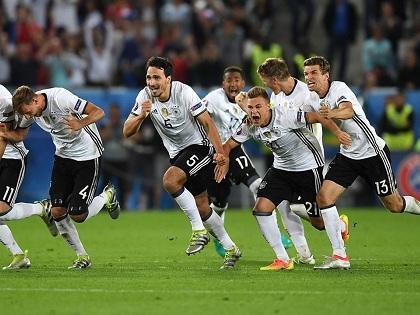 Thứ hạng đá 11m ở châu Âu: Đức 'bá đạo', Anh tệ nhất
