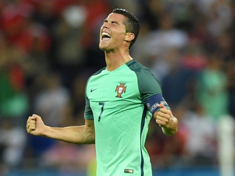 Cuộc đua phá lưới ở EURO 2016: Loại Bale, Cristiano Ronaldo và Nani đua với người Pháp