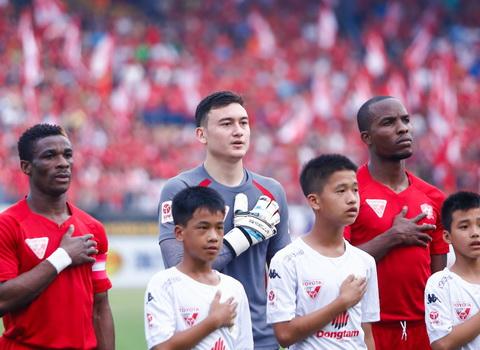 Hải Phòng tiếp tục tách tốp, U16 Việt Nam thắng lớn