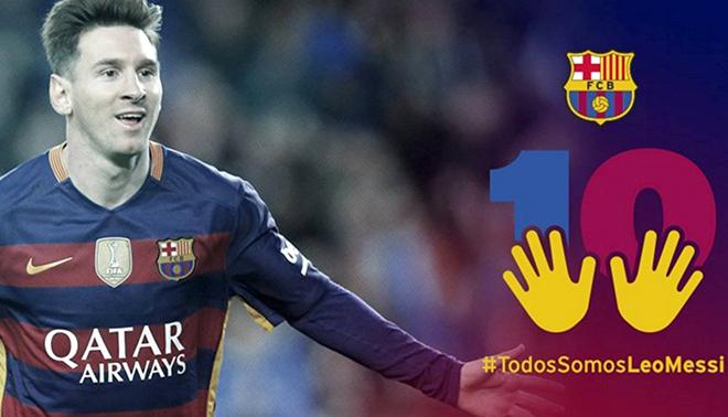 Xong Neymar, Barca lên kế hoạch bảo vệ Messi