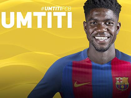 Tân binh Samuel Umtiti của Barcelona: Phá dớp hay theo vết xe đổ ở Camp Nou?