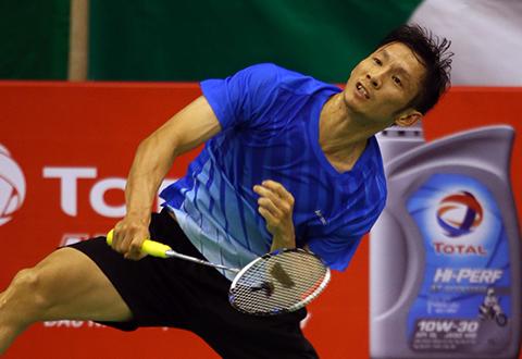Tiến Minh đánh giải cuối cùng trên sân nhà ở Việt Nam Open 2016