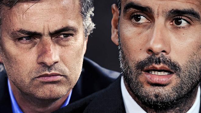 Mourinho tái ngộ Guardiola tại… Bắc Kinh: Diễn tập cho derby Manchester