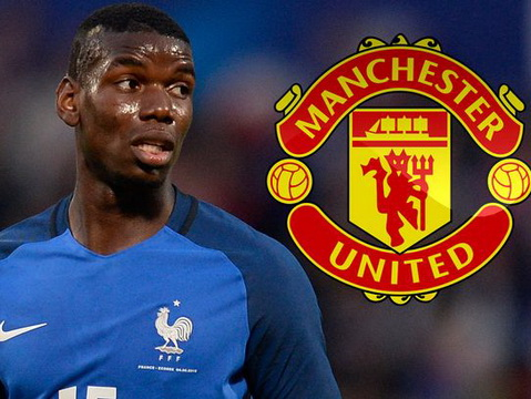 Man United chấp nhận trả thêm tiền, Pogba sẽ tới Old Trafford trong 48 giờ