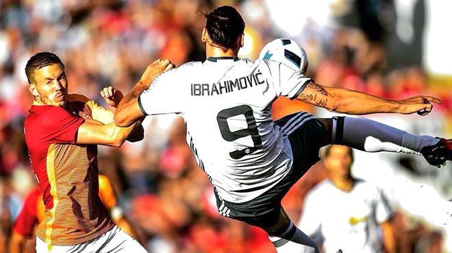 Ibra, số 9 mà Man United miệt mài tìm kiếm