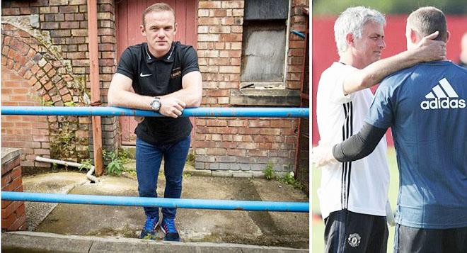 Wayne Rooney đã nói gì về Mourinho, Ibra, và Pogba?