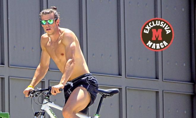 Kỳ nghỉ đặc biệt của Gareth Bale