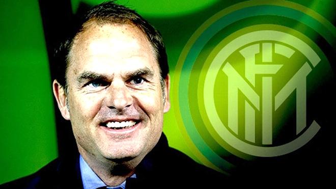 Inter-De Boer: Cuộc chơi mới của 'người xách va li'