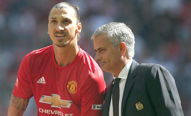 Ibrahimovic và Mourinho là cặp đôi hoàn hảo dành cho Man United