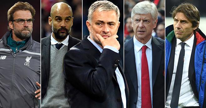 Premier League 2016-17: Mùa giải của những siêu HLV