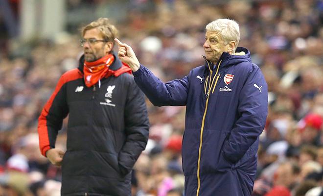 Wenger và Klopp: Thừa lãng mạn, nhưng thiếu thực tế