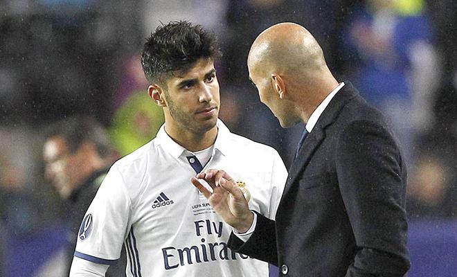 Zidane và sức mạnh của lòng tin
