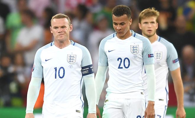 Đội tuyển Anh: Rooney giờ chỉ là gánh nặng