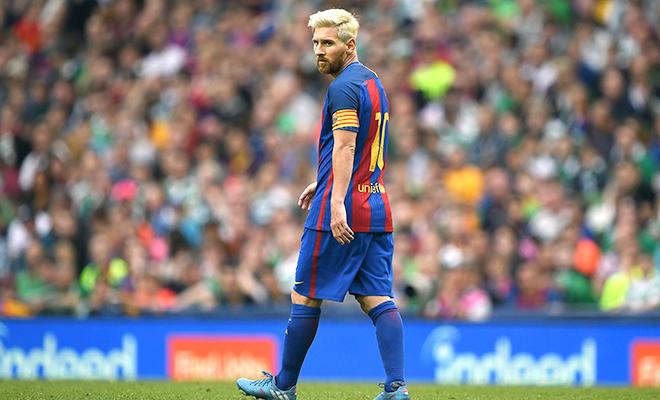 Messi nên tự dừng lại, để mạnh mẽ hơn