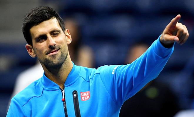 US Open 2016: May mắn kỳ lạ tìm đến Novak Djokovic