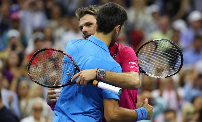 Djokovic vỡ mộng vô địch US Open: Khi Wawrinka vô cùng đặc biệt...