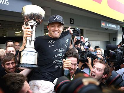 F1 chặng 17 - GP Nhật Bản: Mercedes đã vô địch, còn Nico Rosberg?