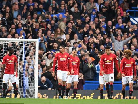 Man United thua tan nát Chelsea: Mourinho & đỉnh cao của sự bất lực