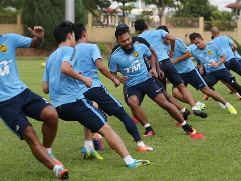 Malaysia 'ngửa bài' với tuyển Việt Nam trước AFF Cup