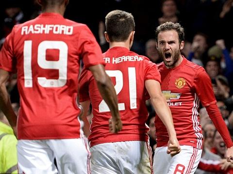 ĐIỂM NHẤN Man United 1-0 Man City: Mourinho dũng cảm, đúng đắn và có 'thưởng'