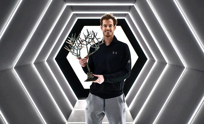 Andy Murray vừa trải qua tuần lễ đáng nhớ trong đời