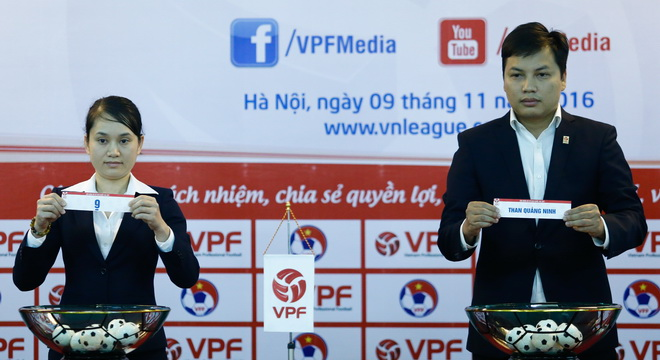 V.League 2017 đảo lộn vì U19 Việt Nam và SEA Games