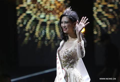 Hoa hậu Hoàn vũ Trung Quốc không xấu tệ như đồn thổi - Ảnh 1.