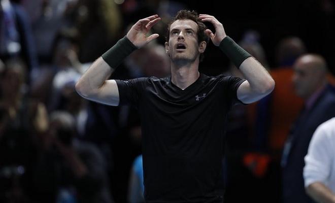 Andy Murray vô địch ATP World Tour Finals: Phía trước là bầu trời