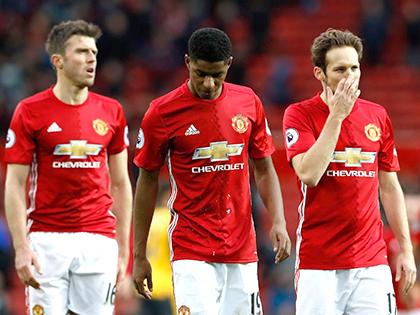 Có đúng Man United bị trọng tài ép?