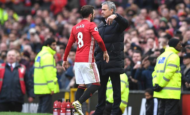 Đừng vội nghĩ Mourinho cực kỳ coi trọng Juan Mata