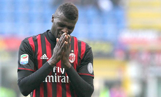 02h45 ngày 27/11, Empoli - AC Milan: Chỗ đứng nào cho Niang?