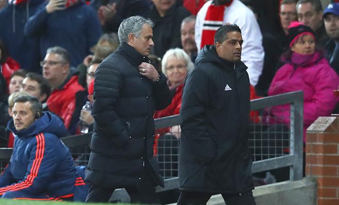 Mourinho chưa 'cảm' được Man United