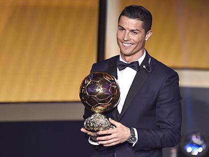Danh hiệu Quả bóng Vàng 2016: Bóng Vàng cho sự vĩ đại của Ronaldo