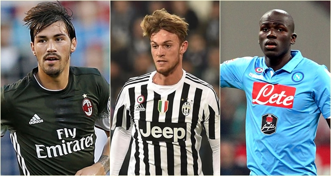 Serie A: Top 5 hậu vệ 'thép' của năm 2016