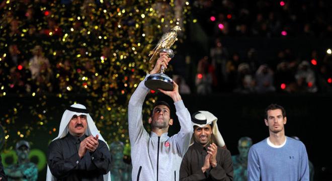Tennis ngày 9/1: Djokovic xấu xí tại chung kết Qatar Open. Dimitrov chấm dứt cơn khát danh hiệu