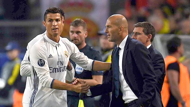 Real Madrid và bí quyết của Zidane: Không ai bất khả xâm phạm, kể cả Ronaldo!