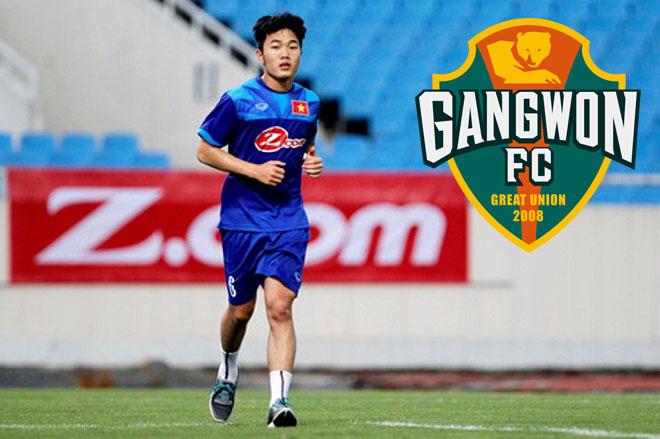 Gangwon cam kết Xuân Trường sẽ đá 10 trận/mùa