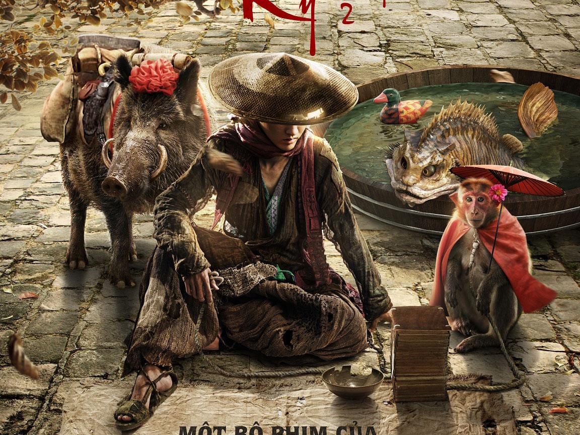 Châu Tinh Trì tung 'Tây du ký 2' khuấy đảo mùa phim Tết Việt