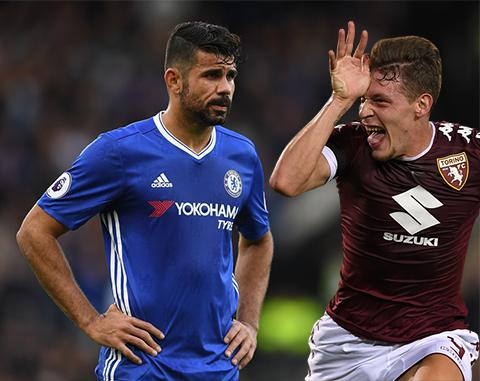 Belotti sẽ là sự thay thế hợp lý nếu Diego Costa ra đi